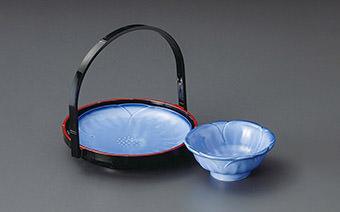 天ぷら皿(呑水付)