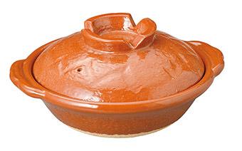 土鍋(信楽焼)