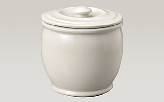 蓋付カメ・カメ・タレ入 Pot With Lid Sauce Pot With Lid