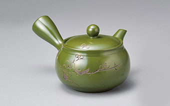 急須・ポット・土瓶 Teapot (Used In Making Green Tea) Pot Earthenware Teapot