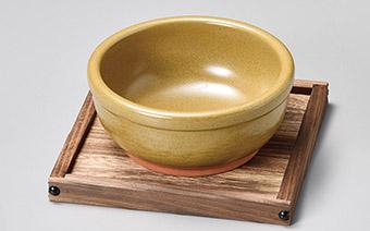 ビビンバ(耐熱)・敷板 Bibimbap Pot Board