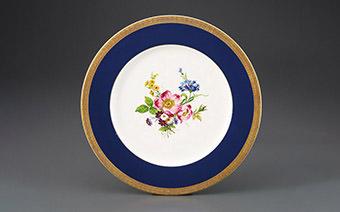 アラカルト プレート A La Carte Plate Show Plate/Dinner Plate