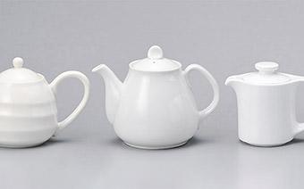 ポット&クリーマー・コーヒー小物 Pot & Coffee Acessories