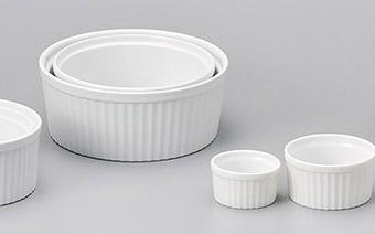 パイ皿・スフレ・洋小物 グラタン・キャセロール Pie Dish/Souffle Gratin Dish