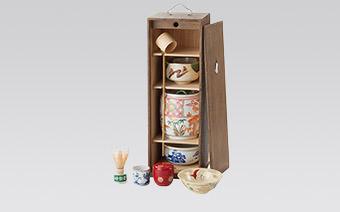 茶道具 Tea Utensils