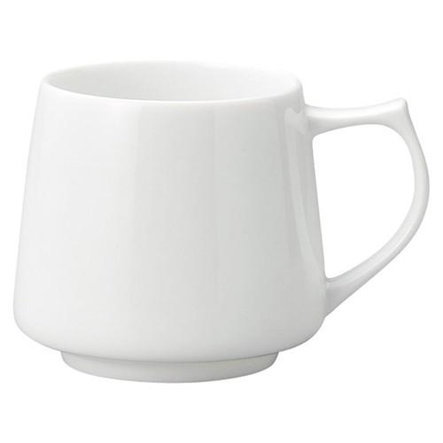 01404-210 フィーヌマグカップ(ピュアホワイト)|業務用食器カタログ陶里30号