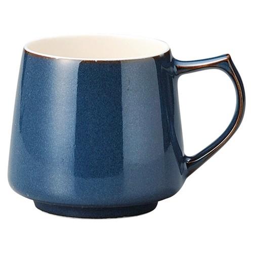 01407-210 フィーヌマグカップ(ディープブルー)|業務用食器カタログ陶里30号