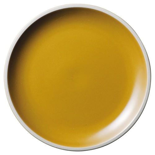 01501-210 ルストアンバー25.5cmプレート|業務用食器カタログ陶里30号