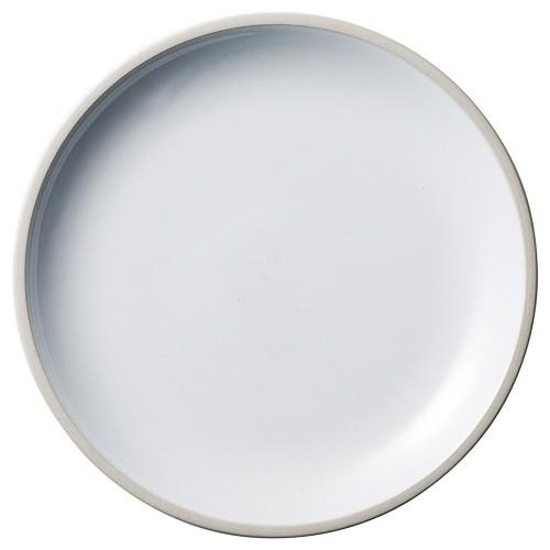 01504-210 ルストマイルドホワイト25.5cmプレート|業務用食器カタログ陶里30号