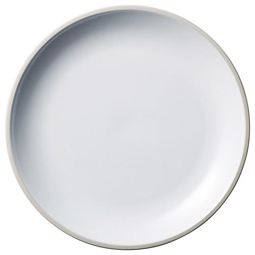 01506-210 ルストマイルドホワイト19.5cmプレート|業務用食器カタログ陶里30号