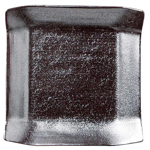 02101-100 こより(シルバ-&パ-ル)豆皿(シルバ-)|業務用食器カタログ陶里30号