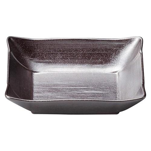 02111-100 こより(シルバ-&パ-ル)中鉢(シルバ-)|業務用食器カタログ陶里30号