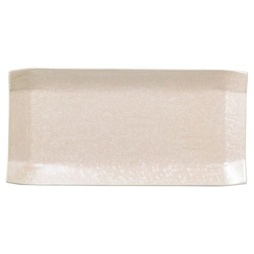 02116-100 こより(シルバ-&パ-ル)焼物皿(パ-ル)|業務用食器カタログ陶里30号