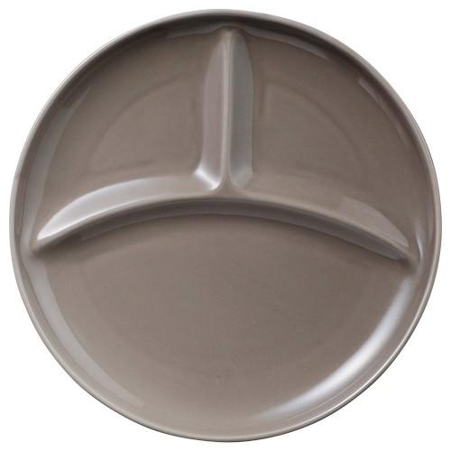 02505-080 カフェズベ-ジュ丸型ランチプレ-ト|業務用食器カタログ陶里30号
