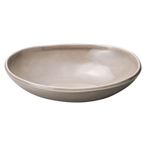 02509-080 カフェズベ-ジュいっぷく楕円鉢S|業務用食器カタログ陶里30号