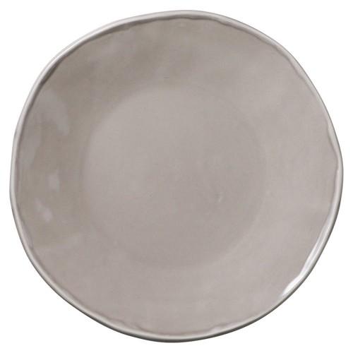 02517-080 カフェズベ-ジュいっぷく丸皿M|業務用食器カタログ陶里30号