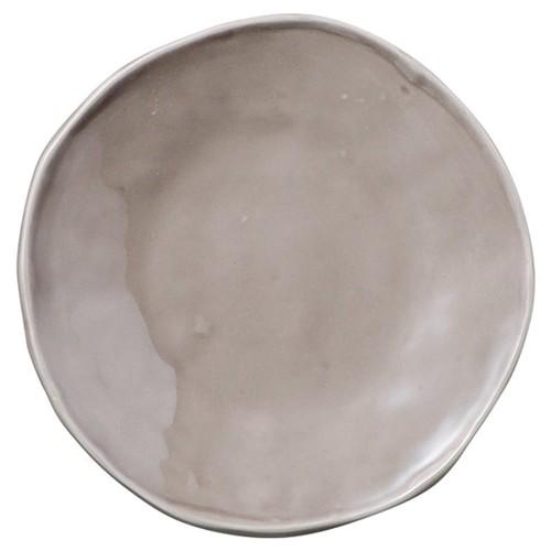 02518-080 カフェズベ-ジュいっぷく丸皿S|業務用食器カタログ陶里30号