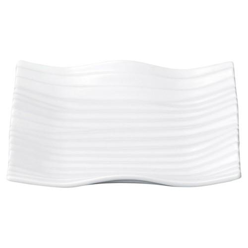 03805-110 ウェ-ブ20cm皿|業務用食器カタログ陶里30号