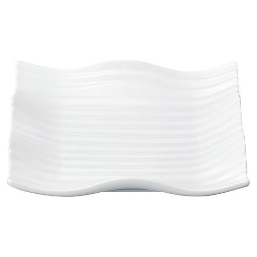 03806-110 ウェ-ブ25cm皿|業務用食器カタログ陶里30号