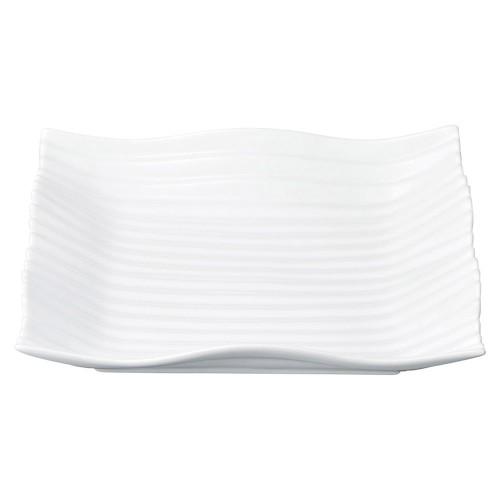03807-110 ウェ-ブ30cm皿|業務用食器カタログ陶里30号
