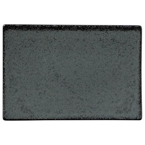 04407-110 緑窯変釉15.5cm長角皿|業務用食器カタログ陶里30号