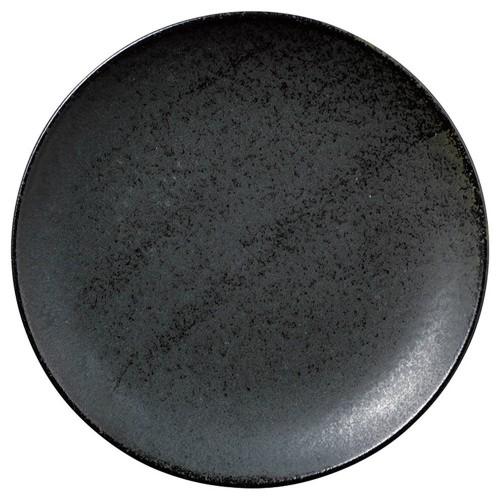 04412-110 緑窯変釉18.5cmプレ-ト|業務用食器カタログ陶里30号