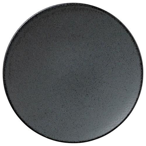 04413-110 緑窯変釉21.5cmプレ-ト|業務用食器カタログ陶里30号