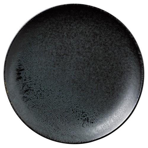 04414-110 緑窯変釉23cmプレ-ト|業務用食器カタログ陶里30号