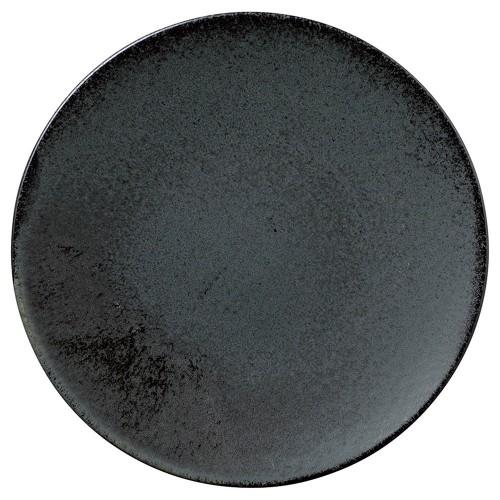 04415-110 緑窯変釉25cmプレ-ト|業務用食器カタログ陶里30号