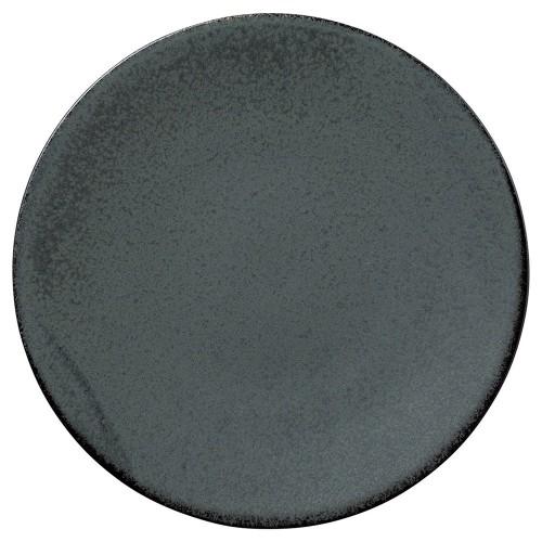04416-110 緑窯変釉27cmプレ-ト|業務用食器カタログ陶里30号