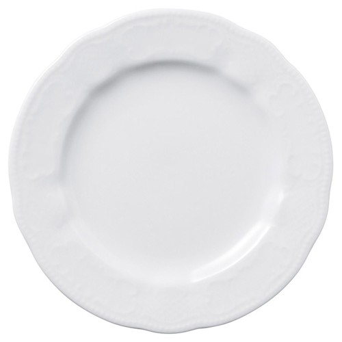 04804-170 WYバロック6.5吋パン皿|業務用食器カタログ陶里30号