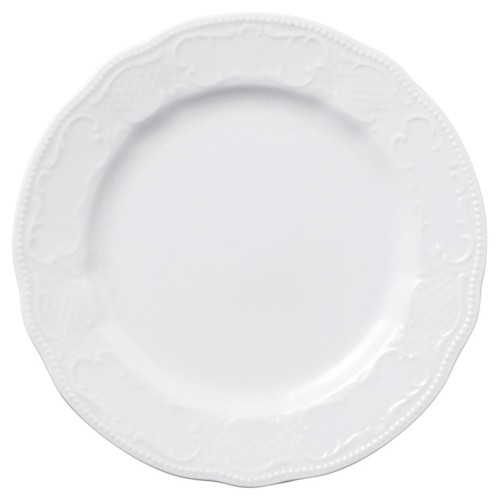 04805-170 WYバロック7.5吋ケ-キ皿|業務用食器カタログ陶里30号