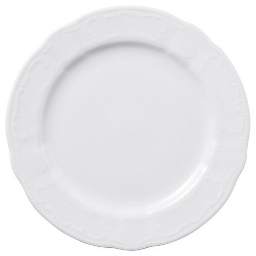 04809-170 WYバロック9吋ミ-ト皿|業務用食器カタログ陶里30号
