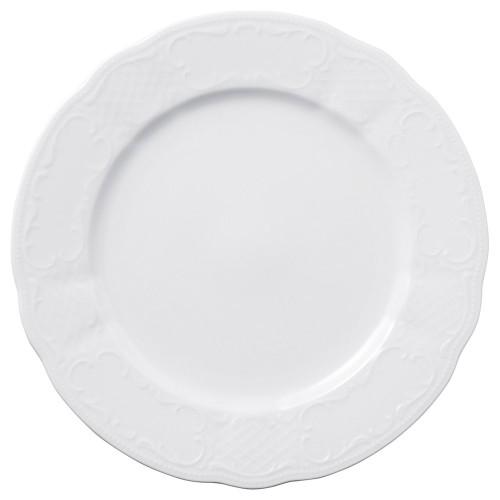 04811-170 WYバロック12吋プレ-ト|業務用食器カタログ陶里30号