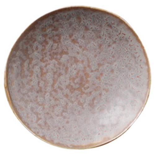 06101-080 グレ-ジュブラウン豆皿|業務用食器カタログ陶里30号