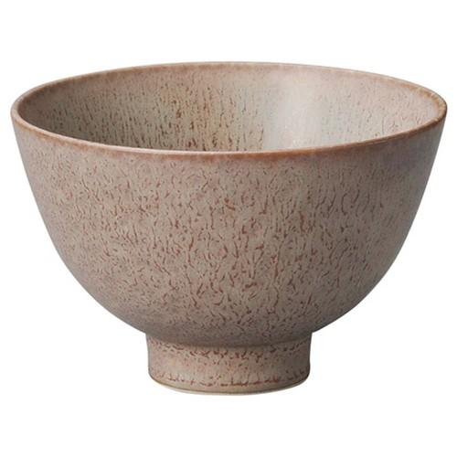 06106-080 グレ-ジュブラウン碗S|業務用食器カタログ陶里30号