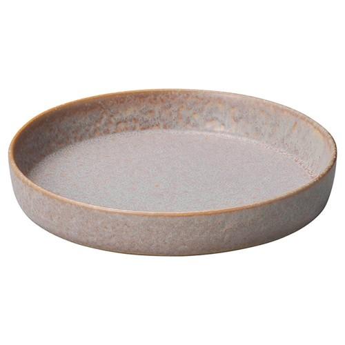 06110-080 グレ-ジュブラウンスプ-ムM|業務用食器カタログ陶里30号