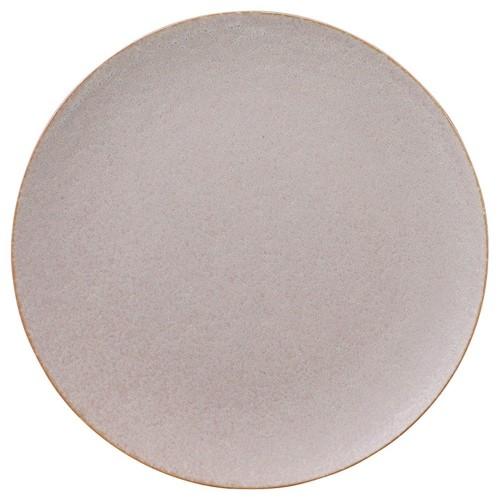 06112-080 グレ-ジュブラウンプレ-トS|業務用食器カタログ陶里30号