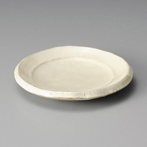 08508-050 粉引(作家物)6.0多用皿 業務用食器カタログ陶里30号