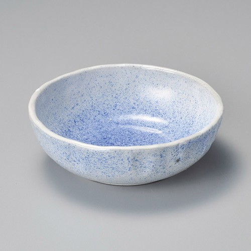 10103-150 瑠璃ウノフ5.0丸鉢|業務用食器カタログ陶里30号