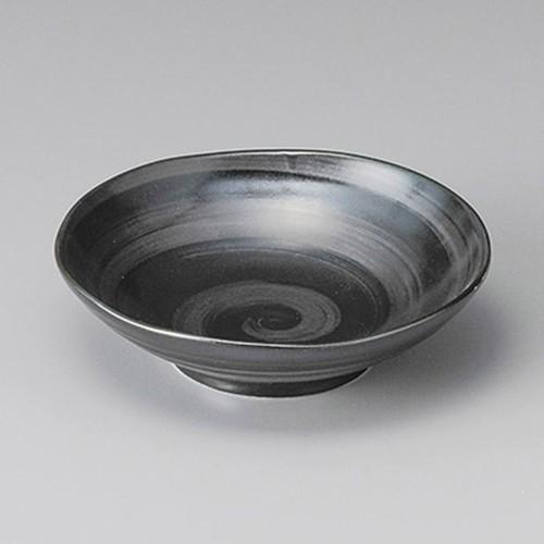 11301-200 銀彩天目中鉢|業務用食器カタログ陶里30号