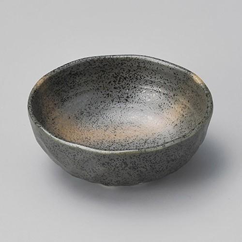 12727-300 黒伊賀亀甲4.0ボ-ル|業務用食器カタログ陶里30号