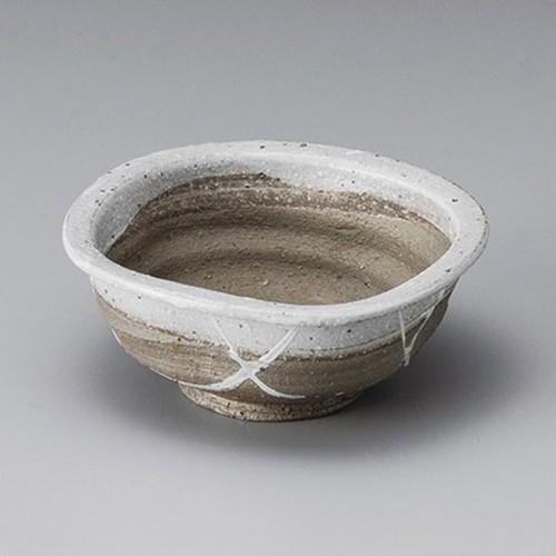 13012-430 灰化粧流し角小鉢|業務用食器カタログ陶里30号