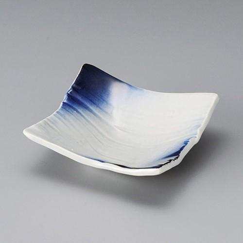 13023-310 蒼空木目角鉢|業務用食器カタログ陶里30号