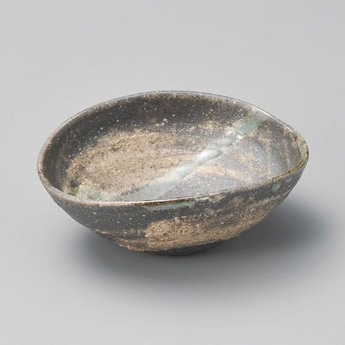 13207-430 窯変刷毛目流し楕円小鉢|業務用食器カタログ陶里30号
