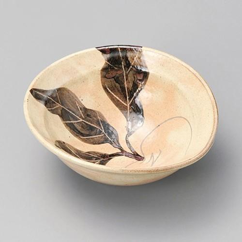 13209-050 本粉引かぶらだえん小鉢|業務用食器カタログ陶里30号