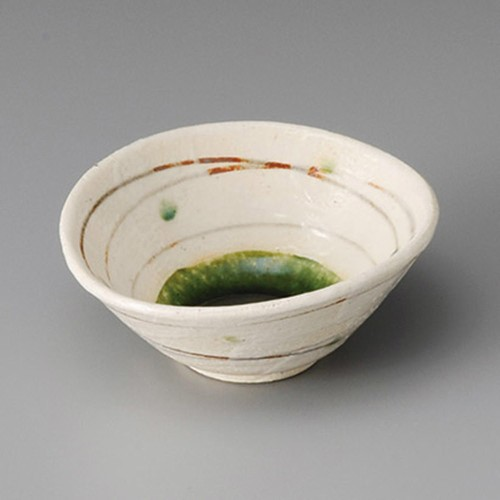 13210-120 コマ筋たわみ小鉢|業務用食器カタログ陶里30号
