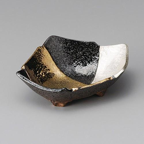 13403-450 南蛮金銀彩結び小鉢|業務用食器カタログ陶里30号