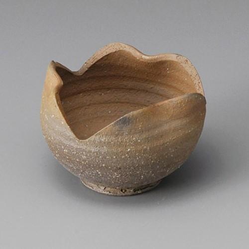 13414-430 炭化窯変割山椒小鉢|業務用食器カタログ陶里30号