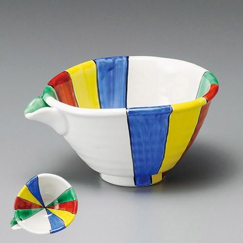 14305-180 紙風船片口3.6小鉢 業務用食器カタログ陶里30号